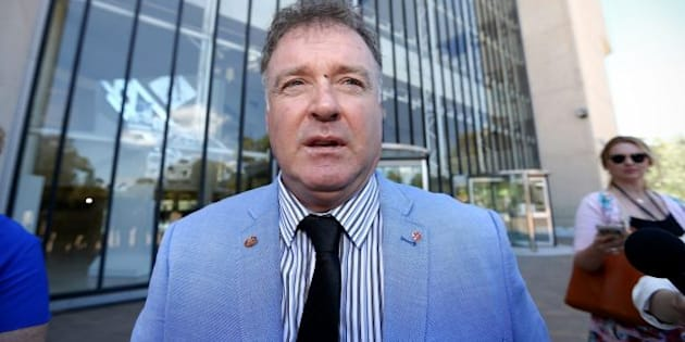 WA Senator Rod Culleton declared bankrupt in the Federal Court