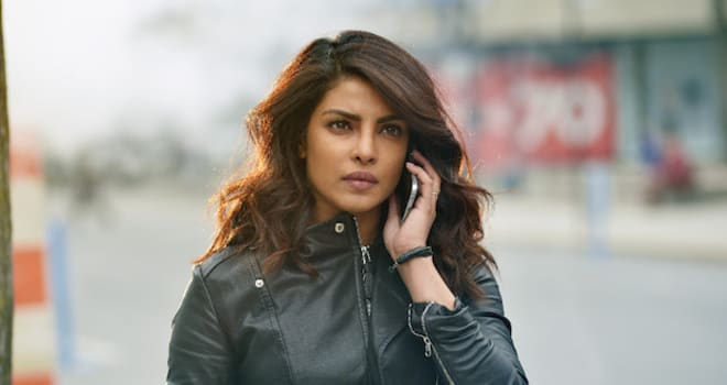 """QUANTICO - """"Yes"""" - It's graduation day for the NATS of Quantico, while, in the future, Alex and her team find themselves head-to-head with the terrorist, on the season finale of """"Quantico,"""" SUNDAY, MAY 15, (10:00-11:00 p.m. EDT), on the ABC Television Network. (ABC/Jonathan Wenk)PRIYANKA CHOPRA"""