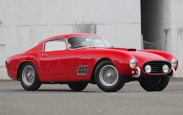 1957 Ferrari 250 GT Tour de France Berlinetta