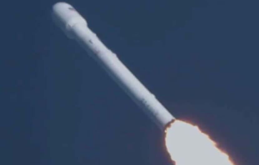 SpaceX hievt bislang schwersten Satellit ins All