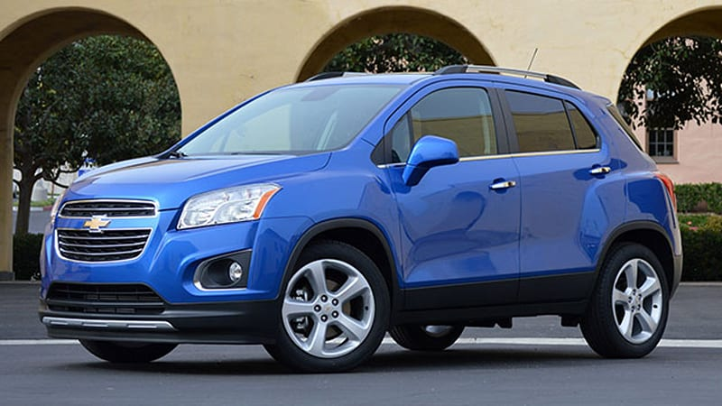 Chevy Trax engineer says GMC version possible