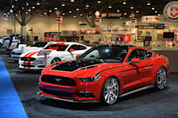 2015 Ford Mustang Customs