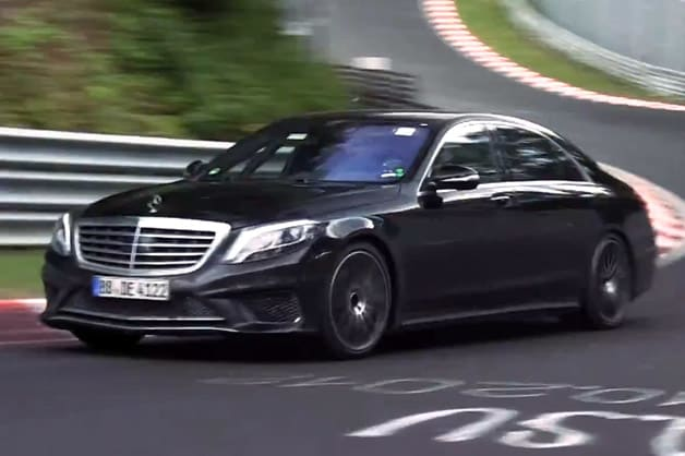 Mercedes S65 Amg News and Information - Autoblog