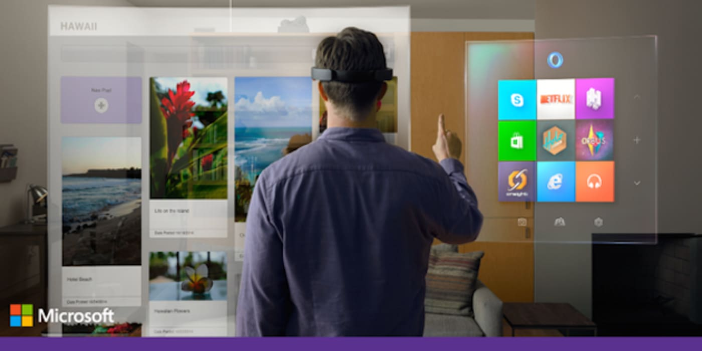 Microsoft releases first update for Windows Holographic