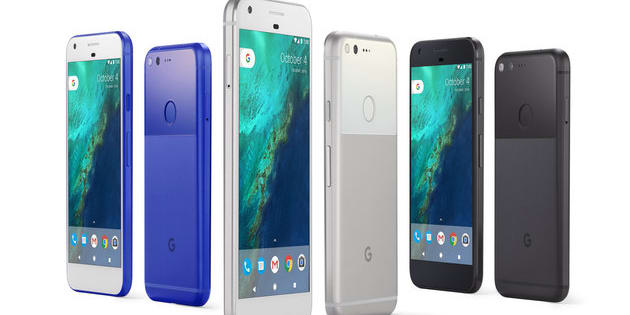 A First Look At The New Google Phone