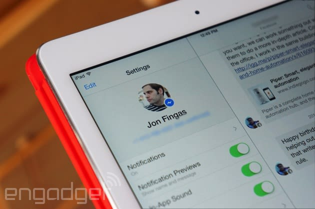 Facebook Messenger adds voice transcription (for some)