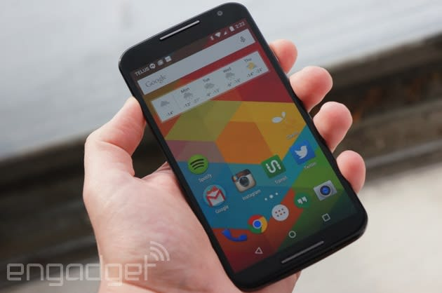 Android Lollipop is gaining more users as new flagships come out
