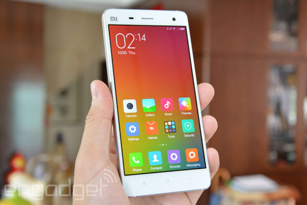 Xiaomi outsold Samsung in China last year