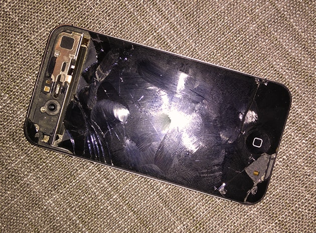 Sound off: Show us your used and abused phones!