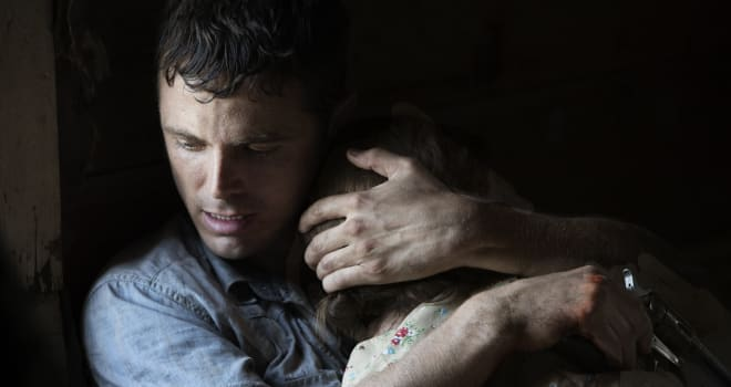 Film Review Aint Them Bodies Saints (This film image released by IFC Films shows Casey Affleck in a scene from