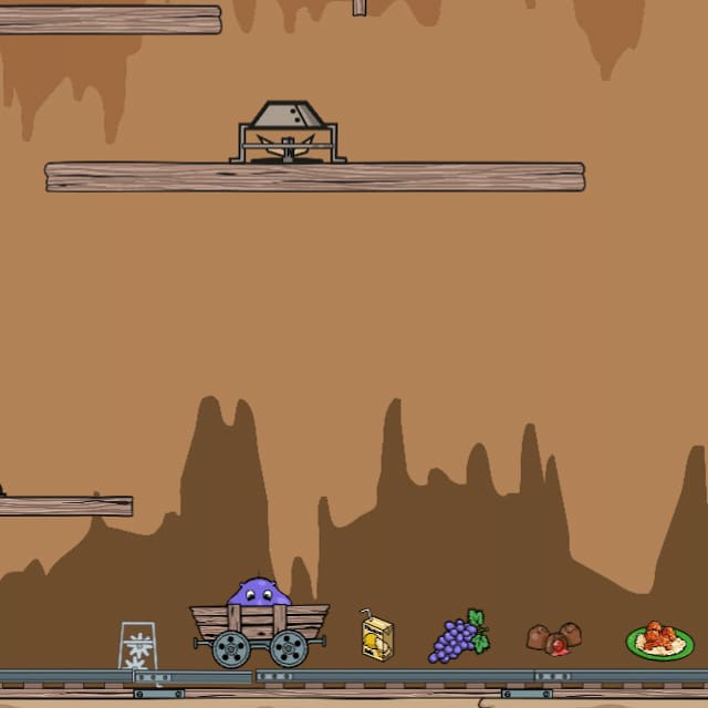 Players navigate through different environments in Fliggles