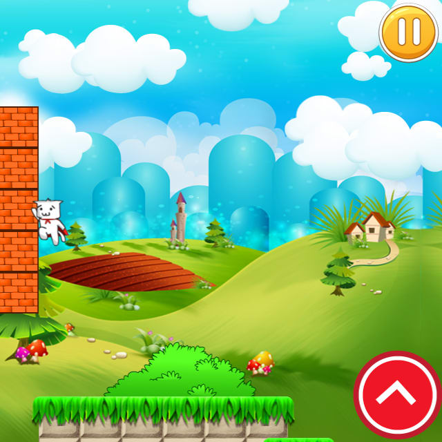 Super Kitty is an exciting platforming adventure