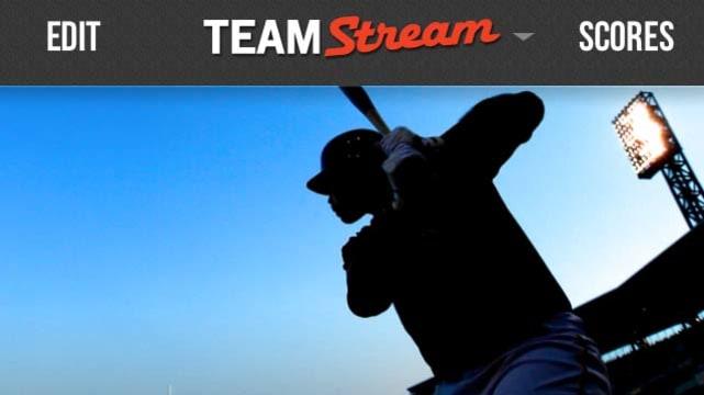 Team Stream screenshot