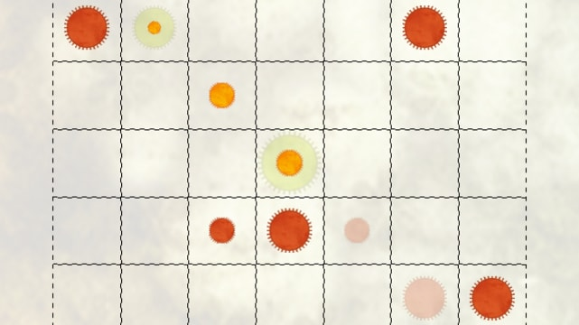 Atoms Puzzle screenshot