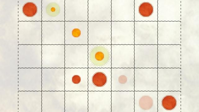 Atoms Puzzle screenshot