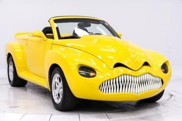2005 Chevy SSR Custom