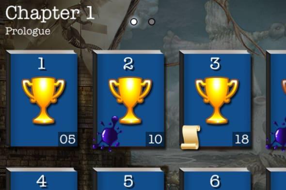Wordrix screenshot