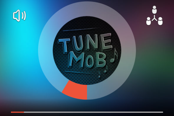 TuneMob screenshot