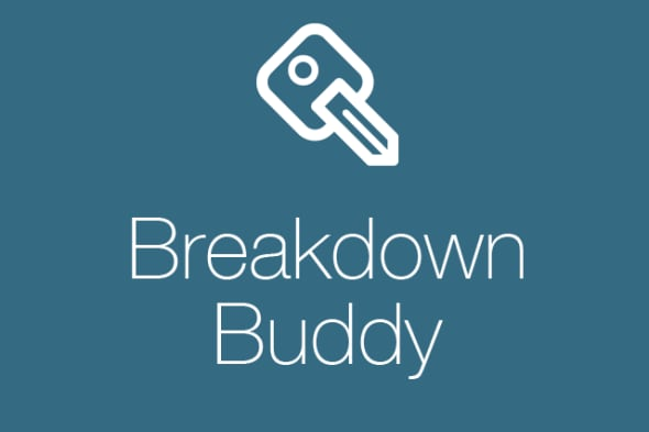 Breakdown Buddy screenshot