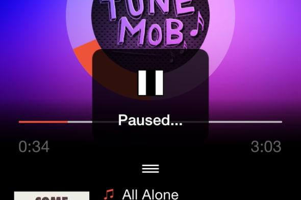 TuneMob screenshot