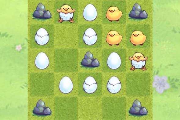 Chicken Scramble screenshot