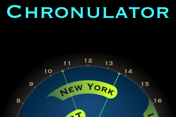 Chronulator: how to make world time both ugly and confusing