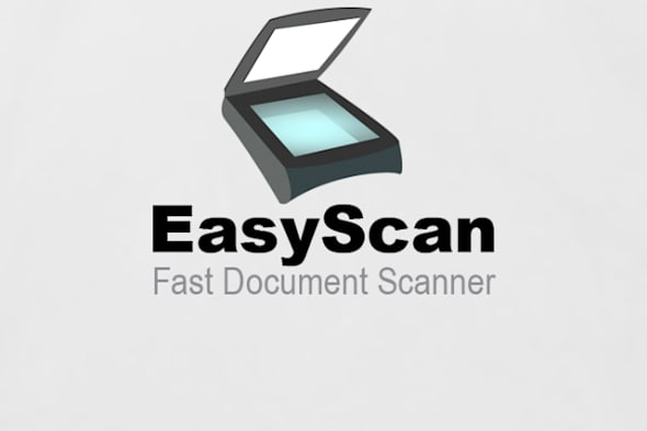 Easy Scan Home Screen