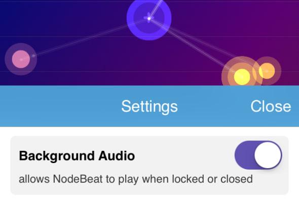 NodeBeat screenshots