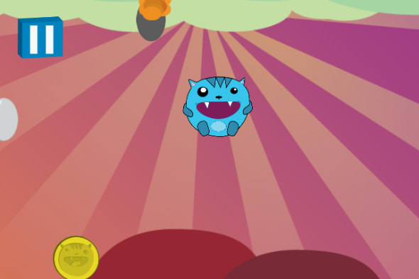Kitten Mega Jump screenshot