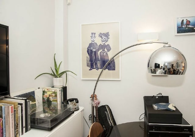camille benett's apartment