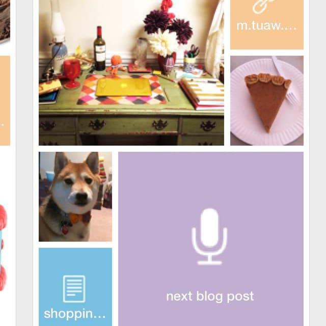 ClipUp app screenshot