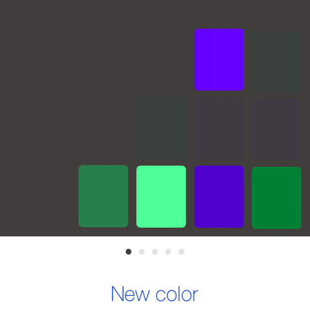 ColorFit uses photographs to suggest colors
