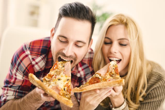 Freebie Friday - with free pizza