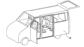 Hyundai RV Door