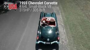 Car Club USA Corvette