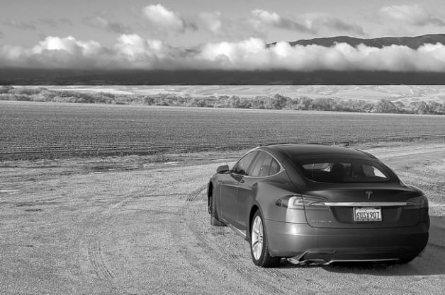 EpicEVTrip tesla model s