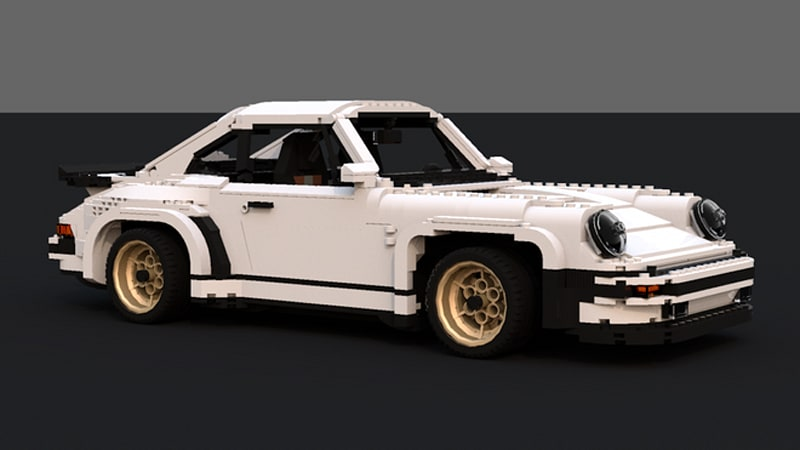 These three automotive Lego kits deserve your suppoort