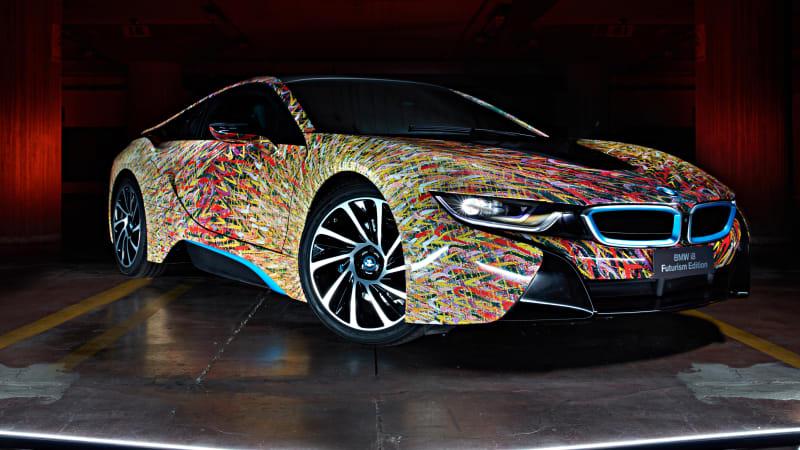 Recharge Wrap-up: BMW i8 Futurism Edition, Tesla picks Hankook for Model 3