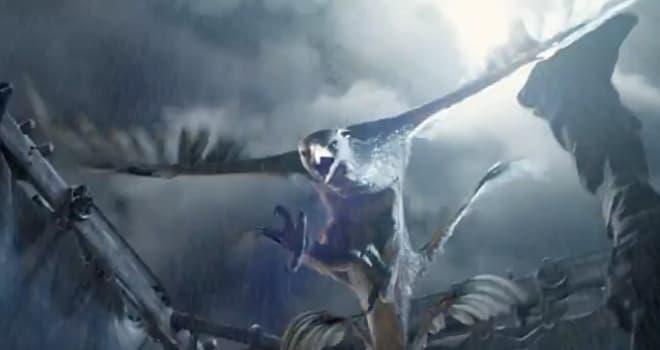 Glorious New 'Fantastic Beasts' Trailer Teases Magical War