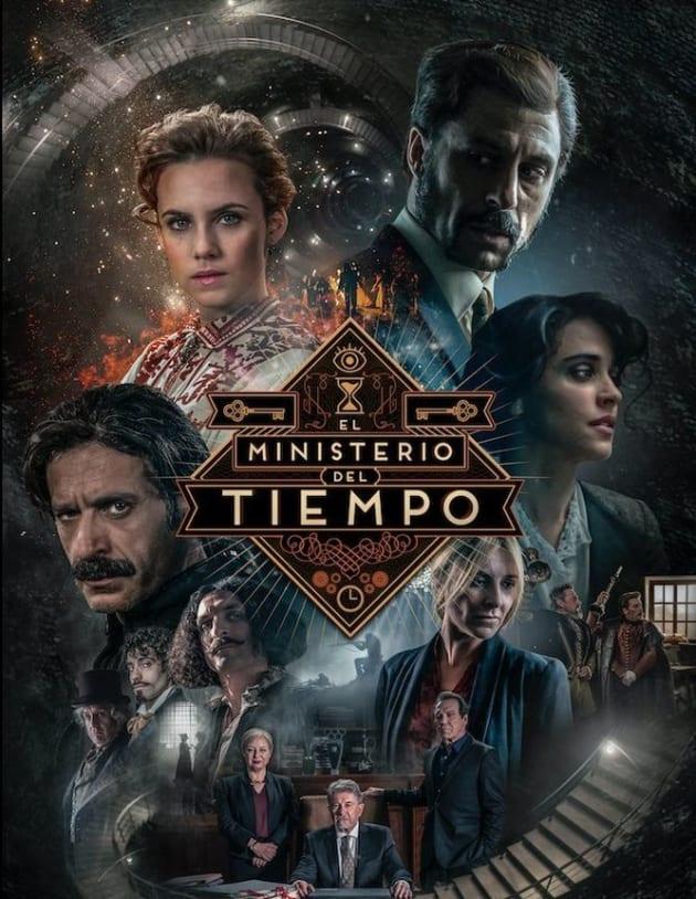 La tercera temporada de 'El Ministerio del Tiempo' se estrena el 15 de mayo