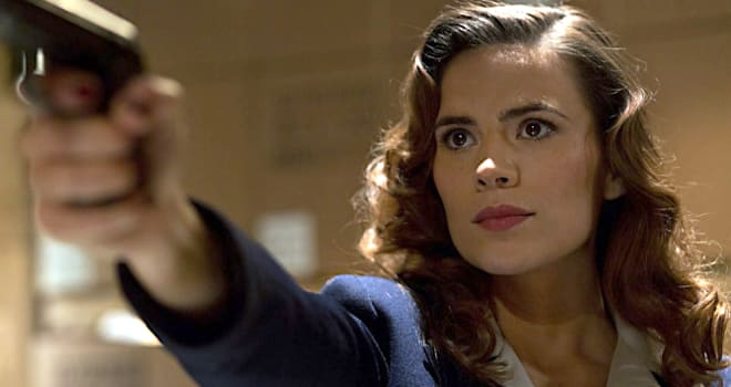 Netflix Boss Explains Why They Didn't Save 'Agent Carter'