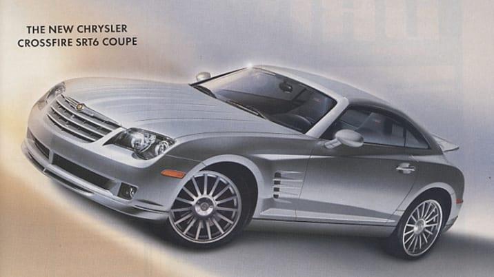 2005 Chrysler Crossfire SRT6