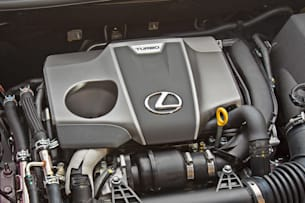 2015 Lexus NX 200t turbo engine