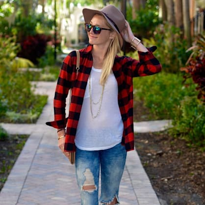 Street style tip of the day: Climate change