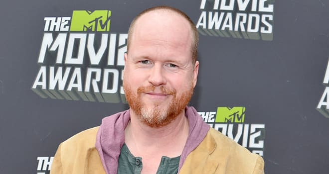 Joss Whedon at the 2013 MTV Movie Awards