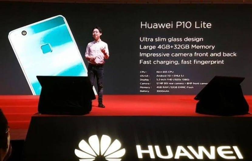 Huawei zeigt P10 Lite (heimlich)