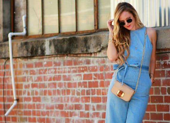 Street style tip of the day: Denim days