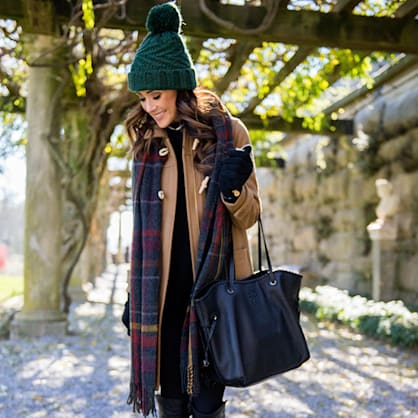 Street style tip of the day: Winter travels