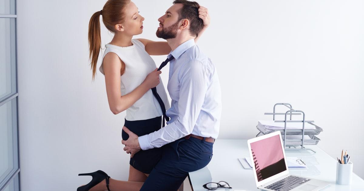 Les français et le sexe au bureau ce sondage vous révèle tout