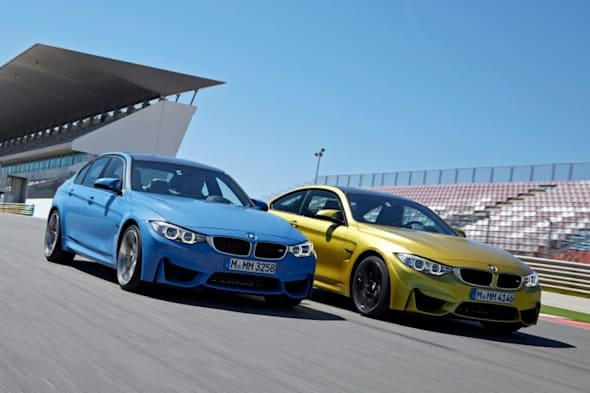2014, 2015, Bilder, BMW M3, BMW M3 Limousine, BMW M4, BMW M4 Coupé, breaking, debüt, fotos, M3, M4, photos, premiere, galerie,